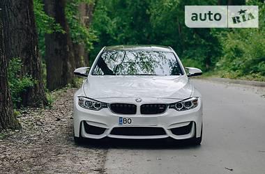 BMW M3 2015 в Львове