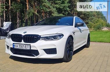 Седан BMW M5 2018 в Києві