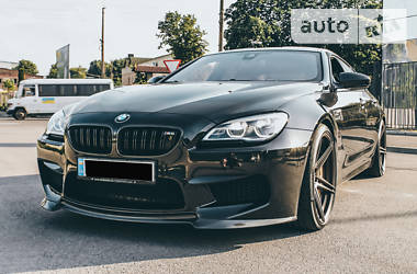 BMW M6 GranCoup competition