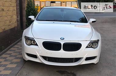 BMW M6 2007 в Днепре