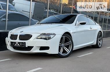 Купе BMW M6 2007 в Києві