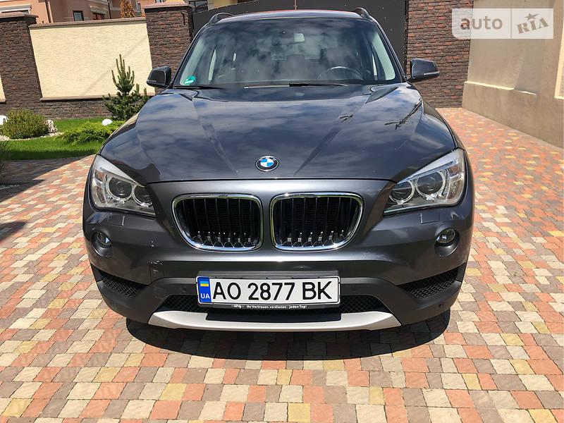 BMW X1 2013 в Ужгороді