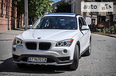 BMW X1 2014 в Черновцах