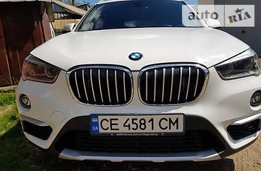BMW X1 2016 в Черновцах