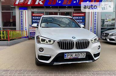 BMW X1 2018 в Львове