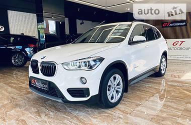 Внедорожник / Кроссовер BMW X1 2018 в Киеве