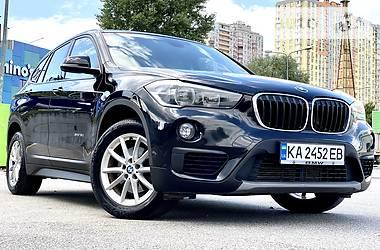 Внедорожник / Кроссовер BMW X1 2015 в Киеве
