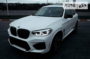 BMW X3 M 2019 в Черновцах
