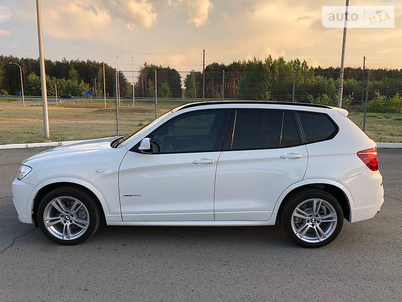 BMW X3 2012 в Луцке