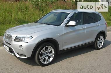 BMW X3 2013 в Львове
