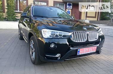 BMW X3 2016 в Ровно