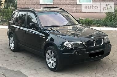BMW X3 2004 в Каменском