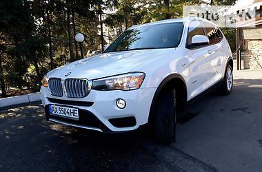 BMW X3 2016 в Харькове