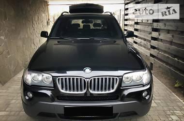 BMW X3 2008 в Харькове