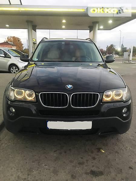 BMW X3 2010 года в Тернополе