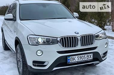 BMW X3 2015 в Ровно