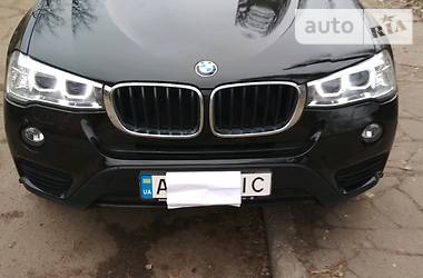 BMW X3 2015 в Днепре
