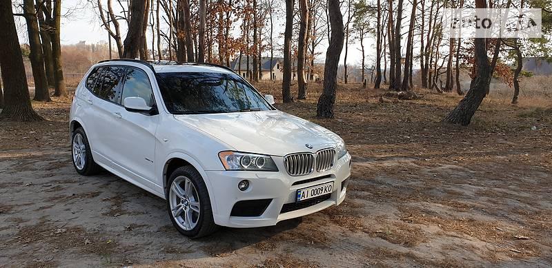 BMW X3 2013 року в Києві