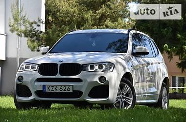 BMW X3 2015 в Львове
