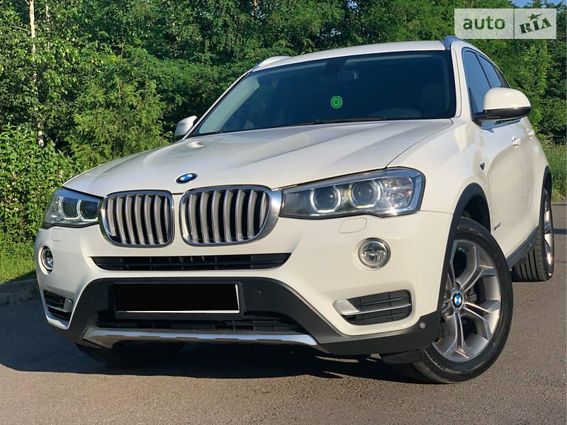 BMW X3 2014 года в Ровно