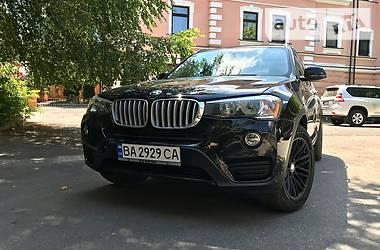BMW X3 2016 в Кропивницькому