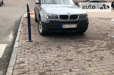 BMW X3 2005 в Киеве
