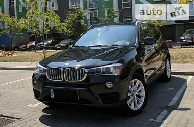 BMW X3 2014 в Івано-Франківську