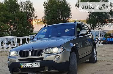 BMW X3 2009 в Тернополе