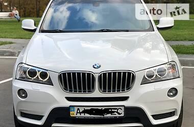 BMW X3 2012 в Києві