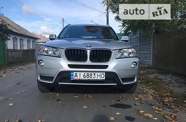 BMW X3 2014 в Киеве