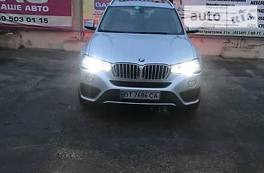 BMW X3 2016 в Новой Каховке