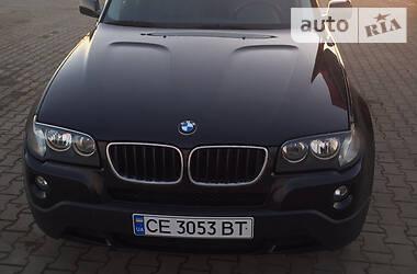 BMW X3 2006 в Черновцах