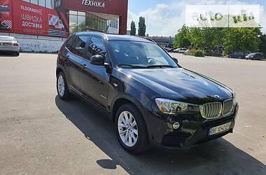 BMW X3 2015 в Николаеве