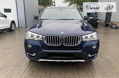 BMW X3 2016 в Ивано-Франковске