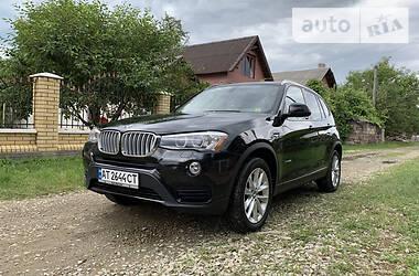 BMW X3 2014 в Ивано-Франковске