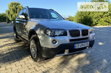 BMW X3 2007 в Черновцах