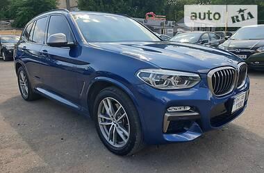 BMW X3 2018 в Одессе