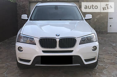 BMW X3 2011 в Киеве