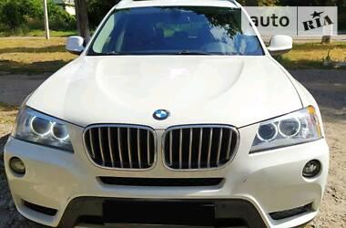 BMW X3 2011 в Прилуках