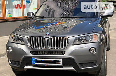 BMW X3 2011 в Луцке