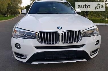BMW X3 2015 в Киеве