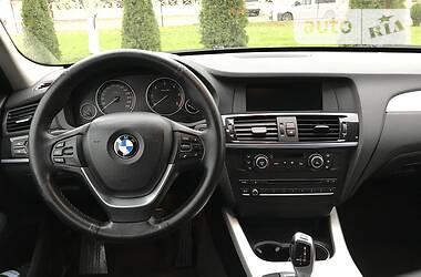 BMW X3 2012 в Черновцах
