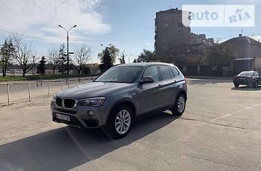 BMW X3 2016 в Тернополе