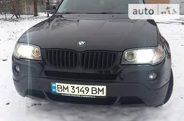 BMW X3 2010 в Ромнах