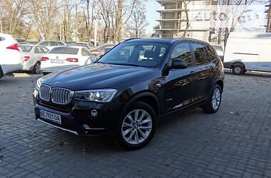 BMW X3 2014 в Днепре