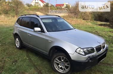 BMW X3 2005 в Новограде-Волынском
