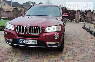 BMW X3 2013 в Радивилове