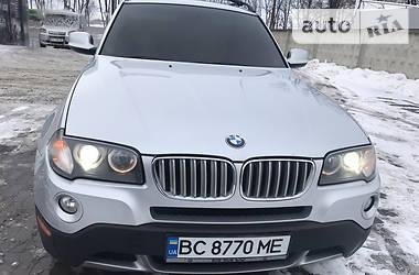 BMW X3 2010 в Стрые