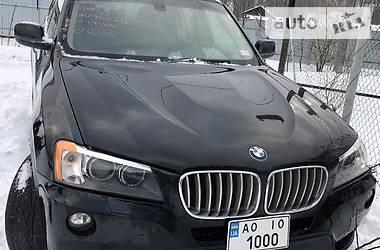 BMW X3 2014 в Ужгороде