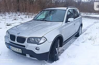 BMW X3 2008 в Сумах